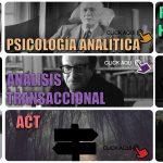 Principales corrientes psicológicas en Psicoterapia